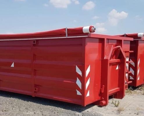 containerudlejning - udlejning af container til erhverv og private